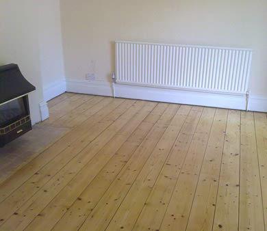 Why floor Sanding?